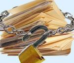 Any personal documents or high importance documents are transported safely and securely
